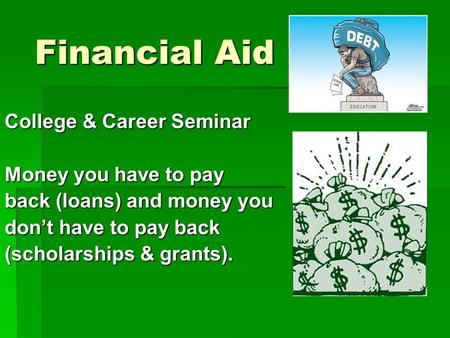 the big bad world of college financial aid how to pay for