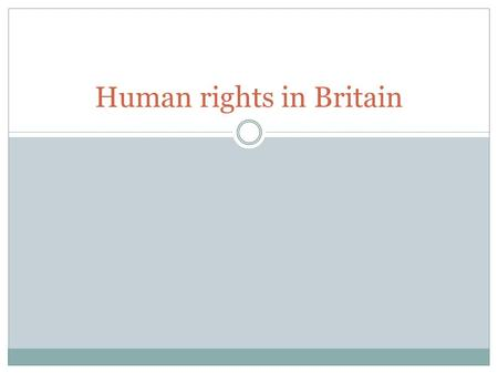 Human rights in Britain. Insight into Human rights 'Human rights' are the basic rights and freedoms that belong to every person in the world. Ideas about.