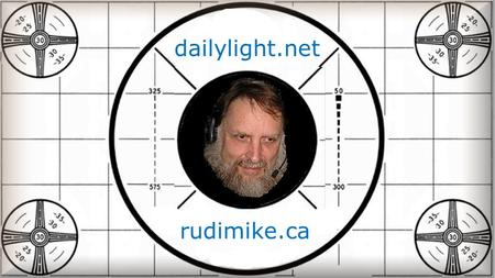 1 dailylight.net rudimike.ca. rudimike Number three the daily light.