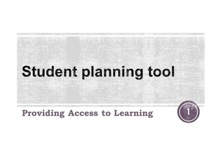 Providing Access to Learning 1. NCSC Resource Uses 1. Identify the standard(s) in the gen ed lesson. Begin with the Common Core State Standards Use Content.
