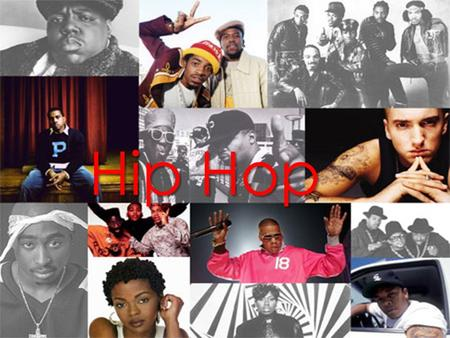 Hip Hop.  Hip hop music is a musical genre t hat developed as part of hip hop culture, and is defined by four key stylistic elements: rapping, DJing/scratching,