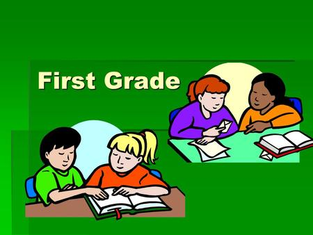First Grade. Grading 1.Each child will receive an E,S, or N. 90 to 100 - E 90 to 100 - E 80 to 89 - S 80 to 89 - S 79 and below - N 79 and below - N 2.