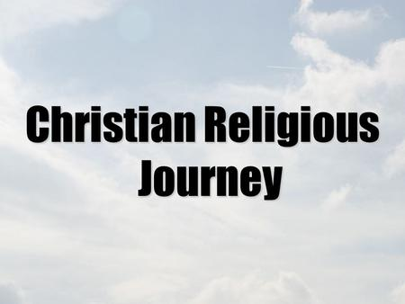 Christian Religious Journey. Day 1 Arrival to the airport, meet & transport to the hotel, free time, overnight.