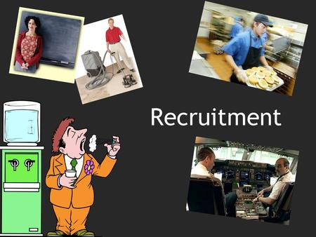 Recruitment. 2 Syllabus requirements Types of recruitment The recruitment process should include the stages from identifying a vacancy to receipt of applications.