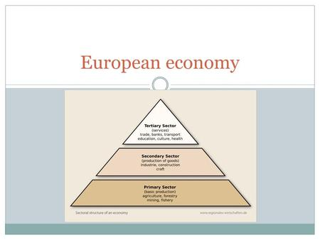 European economy. EASTERN AND WESTERN EUROPE Europe is a developed continent, but there is a great difference between the economies of Western and Eastern.