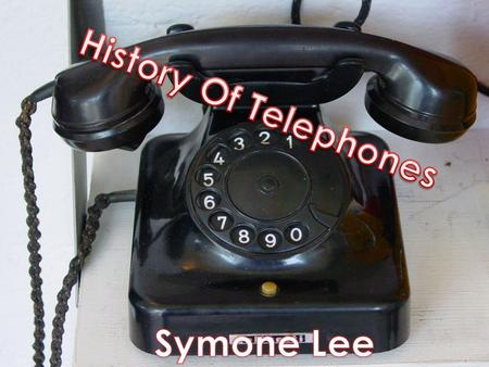 Who Created telephones ? Alexander Graham Bell was an scientist, inventor, engineer and innovator. Also, he is credited for inventing the first telephone.