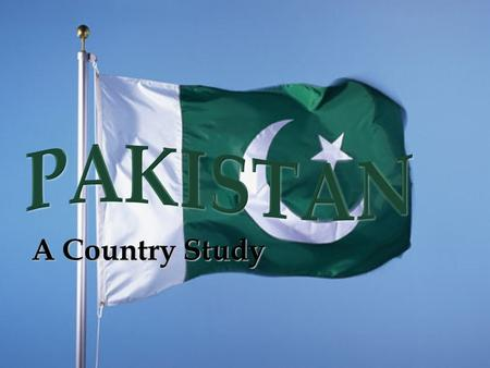 A Country Study. A few facts about Pakistan Founded by Quaid-e-Azam Mohammad Ali Jinnah. Founded by Quaid-e-Azam Mohammad Ali Jinnah. Pakistan emerged.