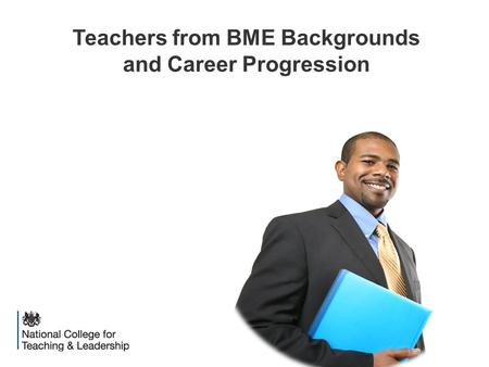 Ankhara Lloyd -Hunte, Diversity and Equality Associate Teachers from BME Backgrounds and Career Progression.