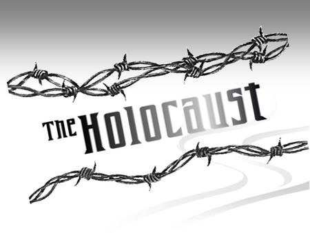 What do you know about the Holocaust? Defining the Holocaust HOLOCAUST (Heb., sho'ah) which originally meant a sacrifice totally burned by fire HOLOCAUST.