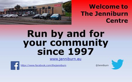 Run by and for your community since 1997  Welcome.
