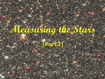Measuring the Stars (Part I). 3-D Positions in Space of the Stars Closest to our Sun: