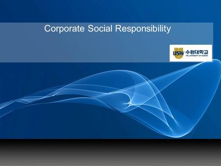Corporate Social Responsibility. Outline Introduction Financial benefits of being green. Voluntary standards for green companies, investors and lenders.
