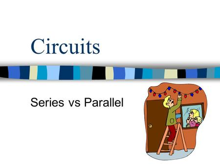 Circuits Series vs Parallel. Electric Circuit Path of current flow As electrons move through a circuit, they transfer potential energy from the source.