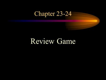 Chapter 23-24 Review Game. Amplitude: tells us how much energy a wave has.