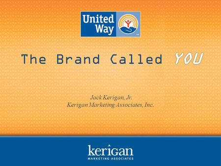 Jack Kerigan, Jr. Kerigan Marketing Associates, Inc.
