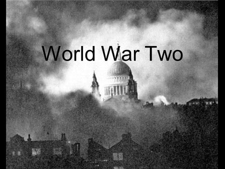 World War Two. How can these images be grouped? Categorize the cards.