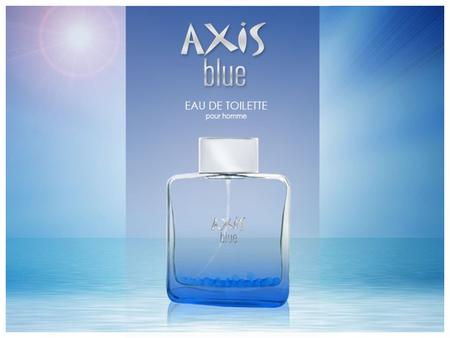 A modern interpretation of classic and refined masculinity. Fresh and elegant, perfectly balanced and combined with an original look. AXIS BLUE gives.