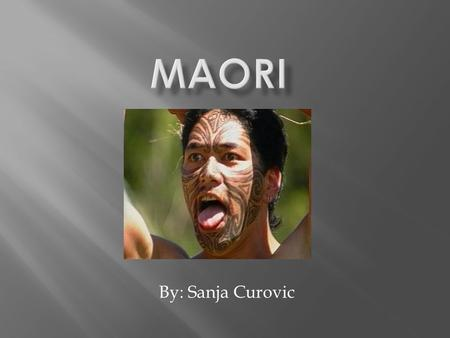By: Sanja Curovic.  The first Polynesians arrived to New Zealand over 1000 years ago.  Linguistic and cultural evidence said that the Maori traveled.