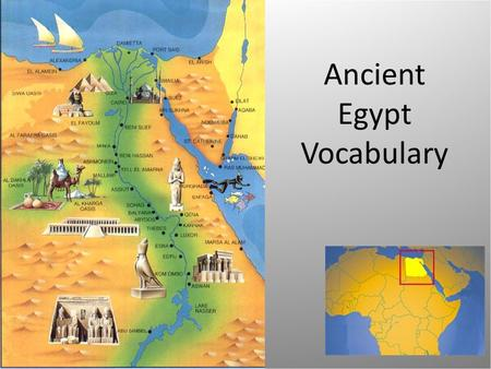 Ancient Egypt Vocabulary. – tool developed by Egyptian farmers. It was a bucket attached to a long pole that lifts water from the Nile and empties into.