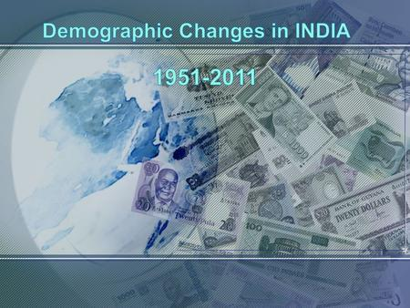 Introduction What is Demography ? Importance to Study it.