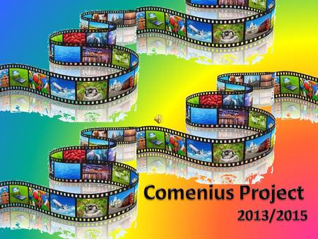"Comenius Project ""The Colours of Europe"""