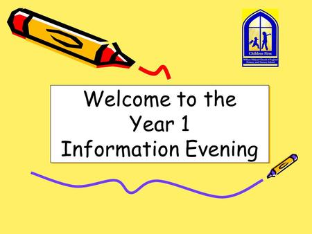 Welcome to the Year 1 Information Evening. Our Year One Team Mrs Goode and Miss Densham Mrs Guy, Mrs Porter and Miss Harrison.