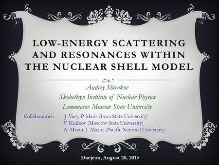 Low-energy scattering and resonances within the nuclear shell model