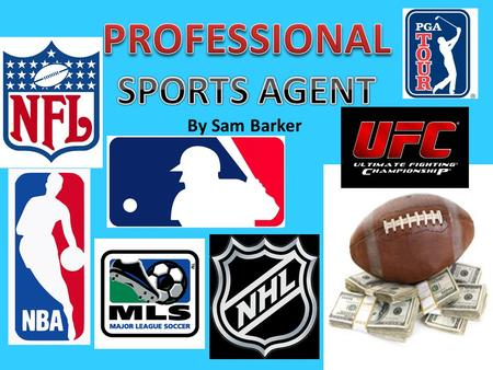 The lucrative career of sports agents