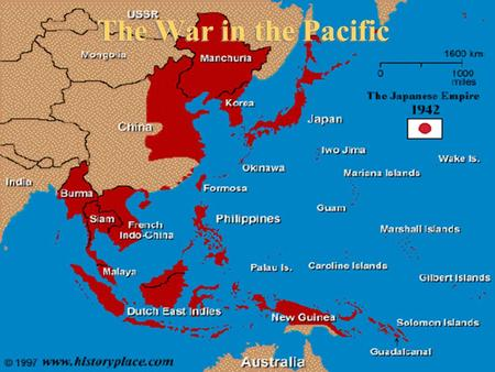 The War in the Pacific. Coral Sea Clash Yamamoto wants to rule the Pacific. Yamamoto wants to rule the Pacific. First Carrier vs. Carrier battle. First.