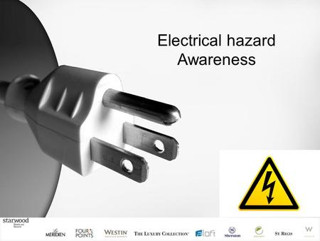 Electrical hazard Awareness. What does hazard mean? Hazard means: any potential or actual threat to the wellbeing of people, machinery or environment.