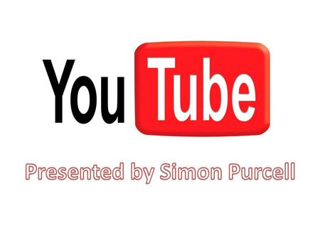 YouTube is a video sharing website where users can upload, view and share video clips.