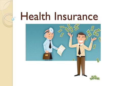 Health Insurance. Why do you need health insurance in the U.S.? In the U.S., unlike most of the world, health insurance is privatized Seeking medical.