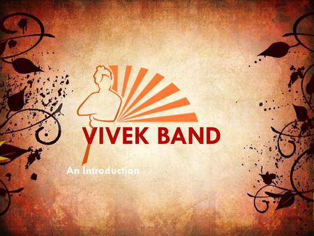 VIVEK BAND An Introduction. VIVEK BAND - 2016 What is this CAMPAIGN all about?  VIVEK BAND, is a campaign to spread the legacy of Swamy Vivekananda.