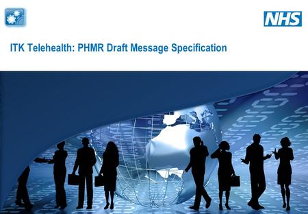 ITK Telehealth: PHMR Draft Message Specification.