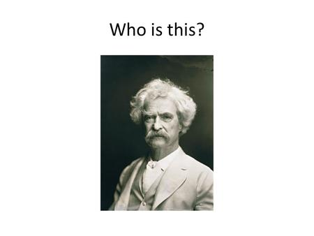 analysis on mark twain the lowest animal The damned human race, written by mark twain, is an  he then proves  through his experiments that the man is not 'higher animal' but is the 'lower  animal.