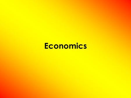 Economics. Measuring the Cost of Living Inflation ( π ) –occurs when the economy's overall price level is rising. Inflation Rate ( π %) –the percentage.