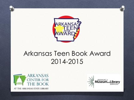 Arkansas Teen Book Award 2014-2015.  7 th Grade to 9 th Grade Book Trailer.