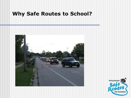 Why Safe Routes to School?. U.S. youth overweight rates.
