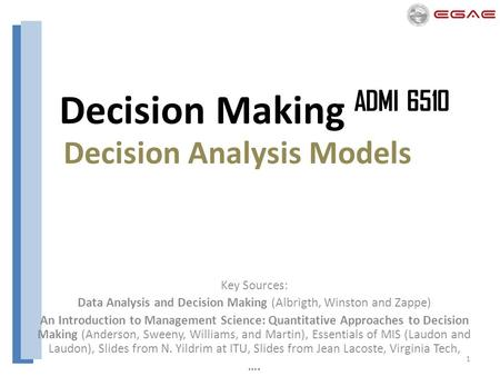 Data Analysis and Decision Making (Albrigth, Winston and Zappe)