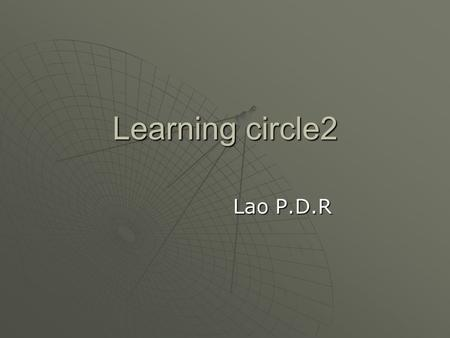 Learning circle2 Lao P.D.R. Contents  Home Home  Class Class  Focus question Focus question Focus question  Finding Finding  Thank you Thank you.