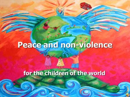 peace and nonviolence essay