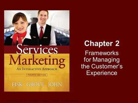 Frameworks for Managing the Customer's Experience