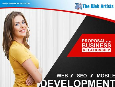 A BRIEF OVERVIEW  India Based Software & Website Development Company.  Having Dedicate team of designer, developer and project managers.  We offer.