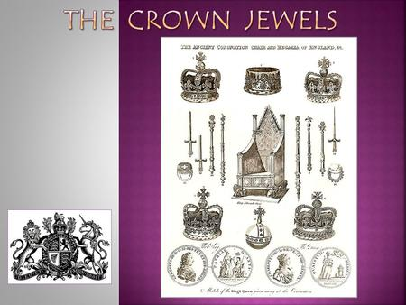 The Crown Jewels, part of the Royal Collection, are the most powerful symbols of the British Monarchy.