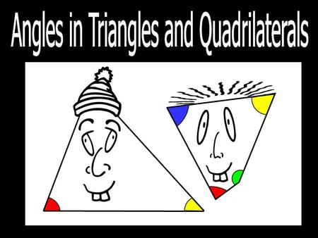 © T Madas. What do the 3 angles of any triangle add up to? 0 1 2 3 4 5 6 7 8 9 10 11 12 13 14 15 16 17 18 19 20 21 22 23.