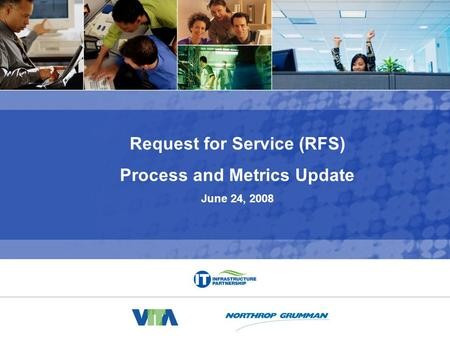 Request for Service (RFS) Process and Metrics Update June 24, 2008.