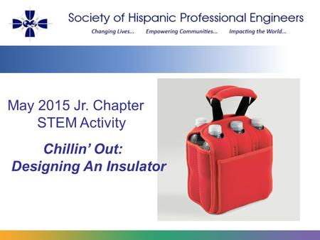 Chillin' Out: Designing An Insulator
