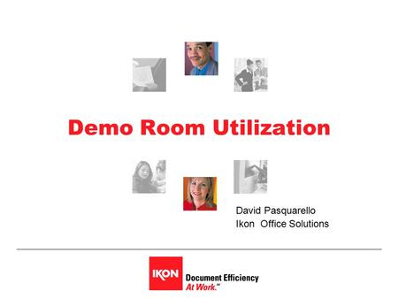 David Pasquarello Ikon Office Solutions