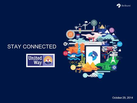 STAY CONNECTED October 29, 2014. be-bound.com INTERNET USAGE WORLDWIDE.