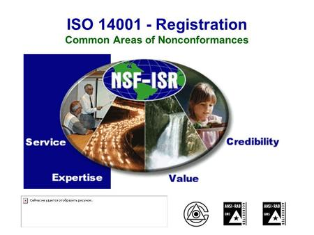 ISO 14001 - Registration Common Areas of Nonconformances.